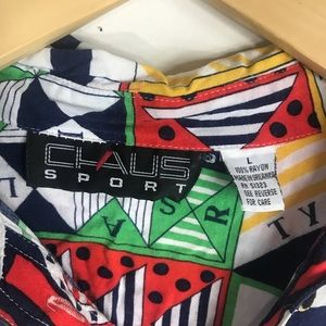 Claus Sport Shirts - VINTAGE | Sailing Inspired Nautical Button Down